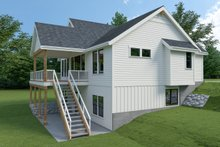 Craftsman Exterior - Other Elevation Plan #1070-99