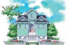 Home Plan - Craftsman Exterior - Front Elevation Plan #930-151