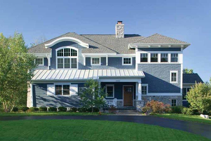 House Plan Design - Craftsman Exterior - Front Elevation Plan #928-18