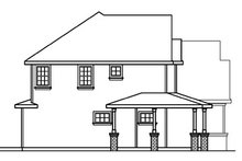 Home Plan - Traditional Exterior - Other Elevation Plan #124-361