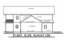Dream House Plan - Beach Exterior - Other Elevation Plan #20-2426