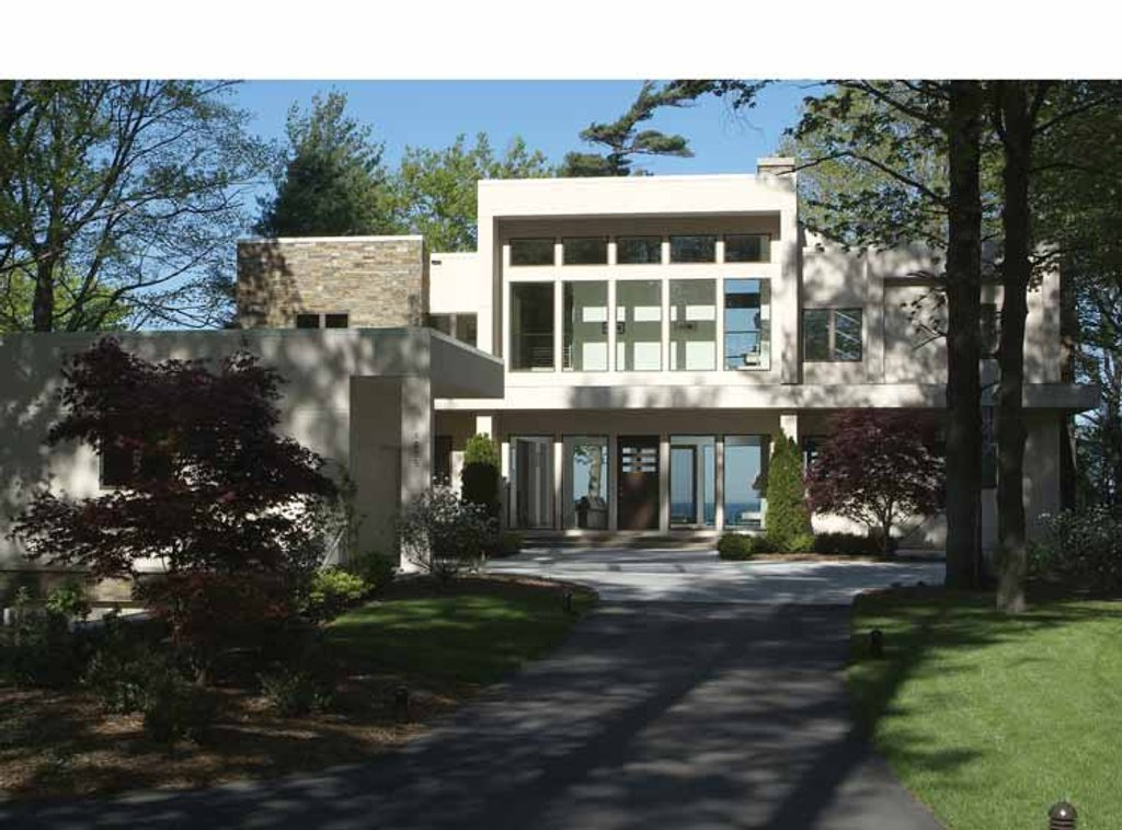 Contemporary style house plan 3 beds 4 5 baths 5431 sq for Sater design homes for sale
