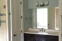 House Plan Design - Ranch Interior - Master Bathroom Plan #437-71