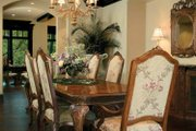 Tudor Style House Plan - 3 Beds 3 Baths 3586 Sq/Ft Plan #928-61 Interior - Dining Room
