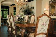 House Design - Tudor Interior - Dining Room Plan #928-61