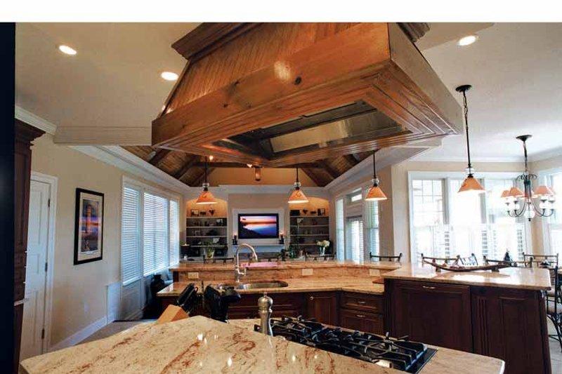 Craftsman Interior - Kitchen Plan #929-361 - Houseplans.com