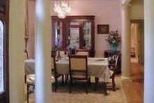 Home Plan Design - Ranch Interior - Dining Room Plan #314-202