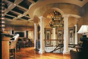 Mediterranean Style House Plan - 4 Beds 5.5 Baths 6524 Sq/Ft Plan #930-325 Interior - Other