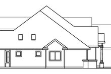 House Design - Traditional Exterior - Other Elevation Plan #124-483