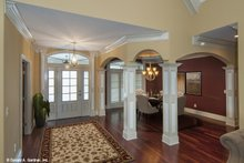 Dream House Plan - Traditional Interior - Dining Room Plan #929-874