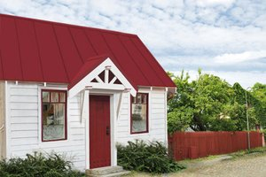 tiny house plan - Zinn