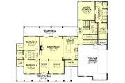 Farmhouse Style House Plan - 3 Beds 2.5 Baths 2282 Sq/Ft Plan #430-160 Floor Plan - Other Floor Plan