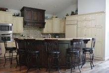 Architectural House Design - Ranch Interior - Kitchen Plan #1060-43