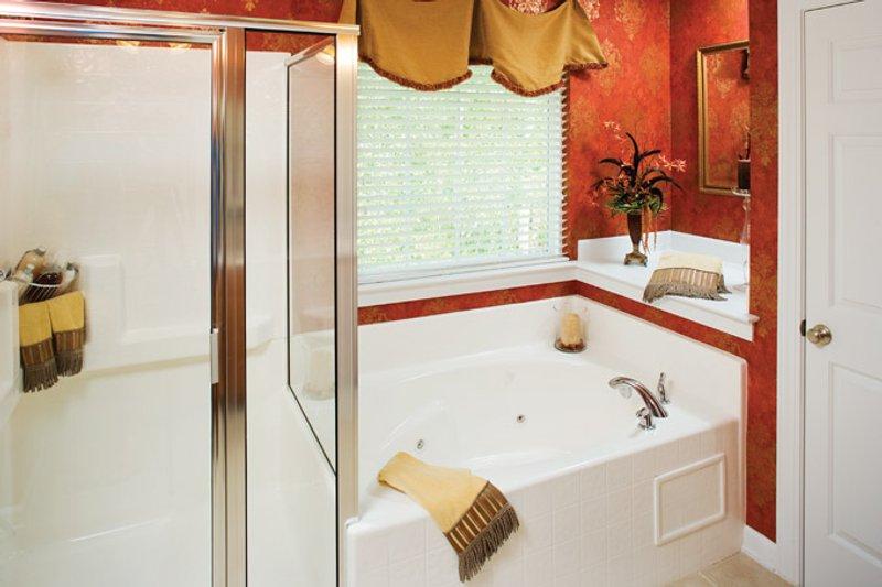 Classical Interior - Master Bathroom Plan #929-679 - Houseplans.com