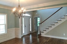 Dream House Plan - Farmhouse Interior - Entry Plan #437-78