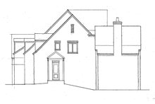 House Plan Design - Country Exterior - Other Elevation Plan #453-238