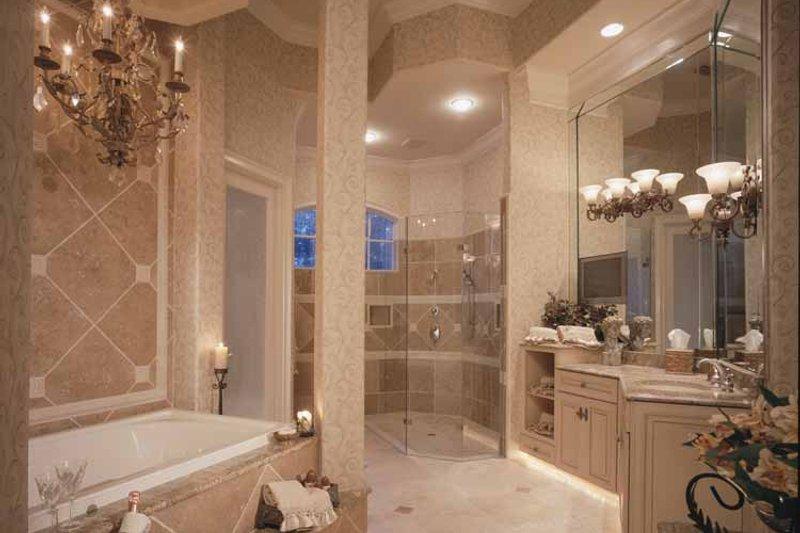 Mediterranean Interior - Bathroom Plan #417-557 - Houseplans.com