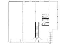 Traditional Floor Plan - Main Floor Plan Plan #117-867