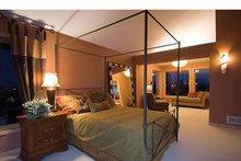 House Plan Design - Prairie Interior - Master Bedroom Plan #51-1126