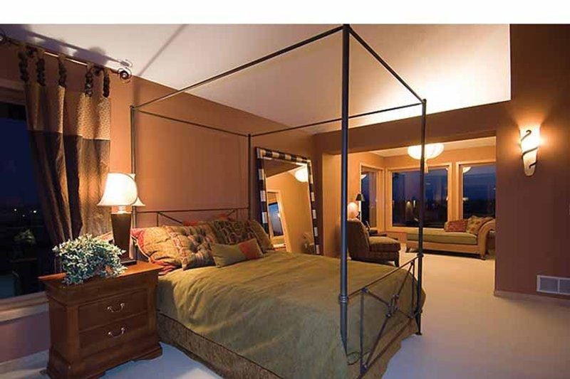 Prairie Interior - Master Bedroom Plan #51-1126 - Houseplans.com