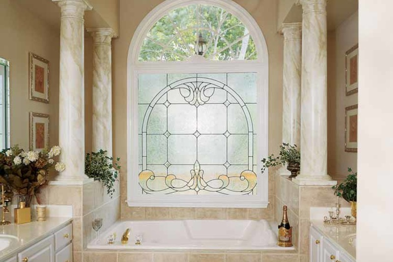 Mediterranean Interior - Bathroom Plan #927-639 - Houseplans.com