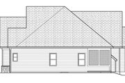 Ranch Style House Plan - 3 Beds 2 Baths 1824 Sq/Ft Plan #1010-103 Exterior - Other Elevation
