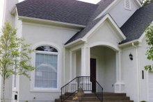 Architectural House Design - European Exterior - Other Elevation Plan #41-128