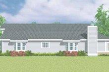 Craftsman Exterior - Other Elevation Plan #72-1098