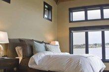 Architectural House Design - Contemporary Interior - Master Bedroom Plan #928-67