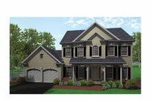 House Plan Design - Classical Exterior - Front Elevation Plan #1010-10