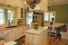 Country Interior - Kitchen Plan #928-47