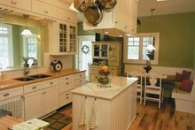 Dream House Plan - Country Interior - Kitchen Plan #928-47