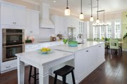 Farmhouse Style House Plan - 4 Beds 3.5 Baths 3186 Sq/Ft Plan #1058-73 Interior - Kitchen