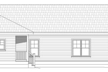 Country Exterior - Other Elevation Plan #932-120