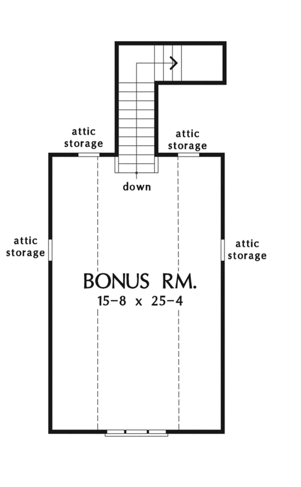 Architectural House Design - Country Floor Plan - Other Floor Plan #929-940