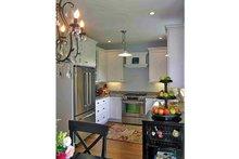 Country Interior - Kitchen Plan #314-284