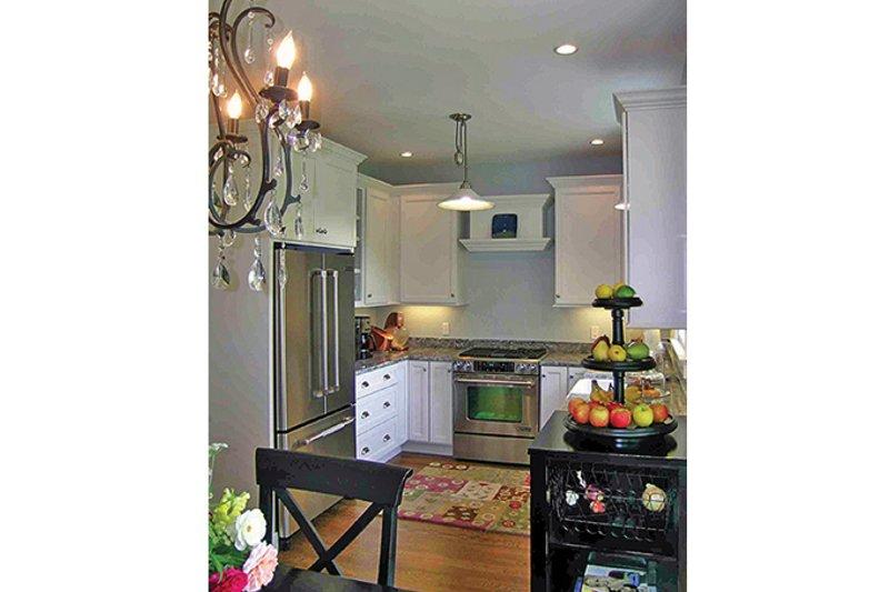 Country Interior - Kitchen Plan #314-284 - Houseplans.com