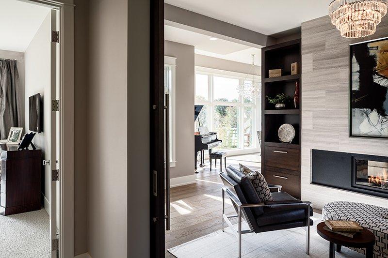 Contemporary Interior - Other Plan #928-287 - Houseplans.com