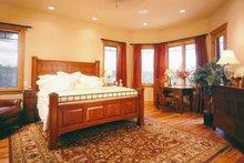 House Design - Craftsman Interior - Master Bedroom Plan #942-16