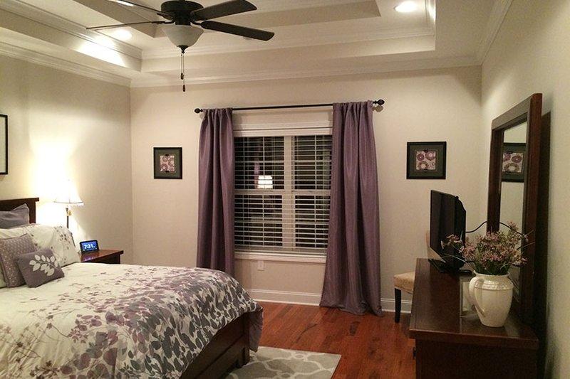 Craftsman Interior - Master Bedroom Plan #927-566 - Houseplans.com