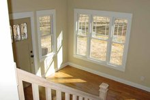 Dream House Plan - Traditional Interior - Entry Plan #939-3