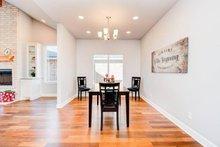 Craftsman Interior - Dining Room Plan #48-532
