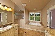 Craftsman Style House Plan - 3 Beds 2 Baths 2001 Sq/Ft Plan #48-104 Interior - Master Bathroom