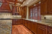Craftsman Style House Plan - 7 Beds 8.5 Baths 8515 Sq/Ft Plan #132-218 Interior - Kitchen