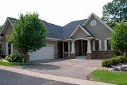 Craftsman Style House Plan - 3 Beds 2.5 Baths 3322 Sq/Ft Plan #51-489