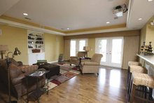 Traditional Interior - Other Plan #928-44