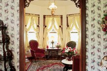 Victorian Interior - Other Plan #1014-25