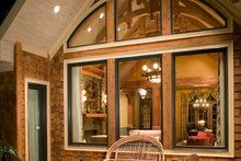 House Plan Design - Craftsman Photo Plan #54-391