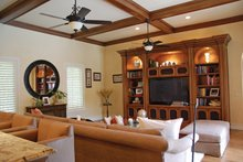 Mediterranean Interior - Family Room Plan #1058-11