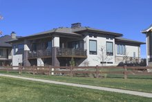 Ranch Exterior - Rear Elevation Plan #1069-6